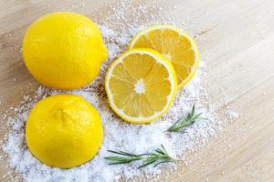 Give Your Pet a Lemon Bath